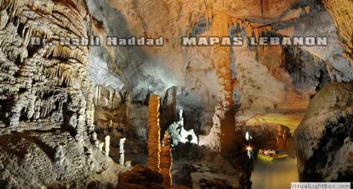 title: Amazing Detailed Interior of Lower Grotto Caves