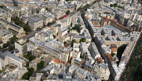 Amazing Views from Tour Montparnasse 56