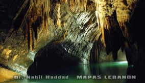 title: Beautiful Sights in the Lower Caves of Grotto Region in Keserwan