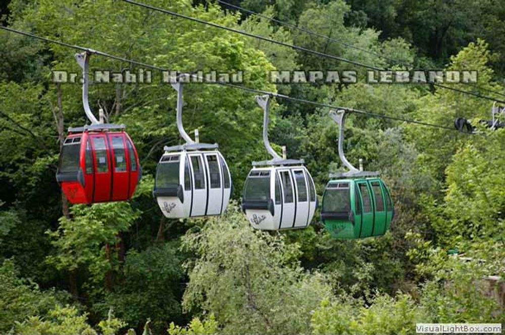 title: Cable Car Transport of Jeita