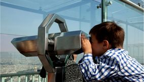 Kid Sightseeing at Tour Montparnasse 56