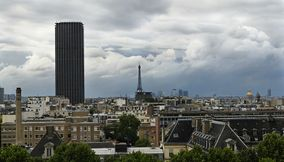 title: Paris Famous Tour Montparnasse Landmark