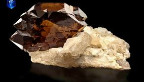 title: Quartz  mim 412 from France