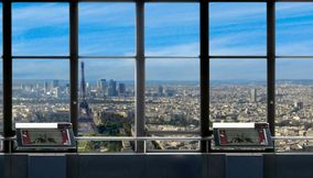 The Interior of the Tour Montparnasse Sightseeing Room