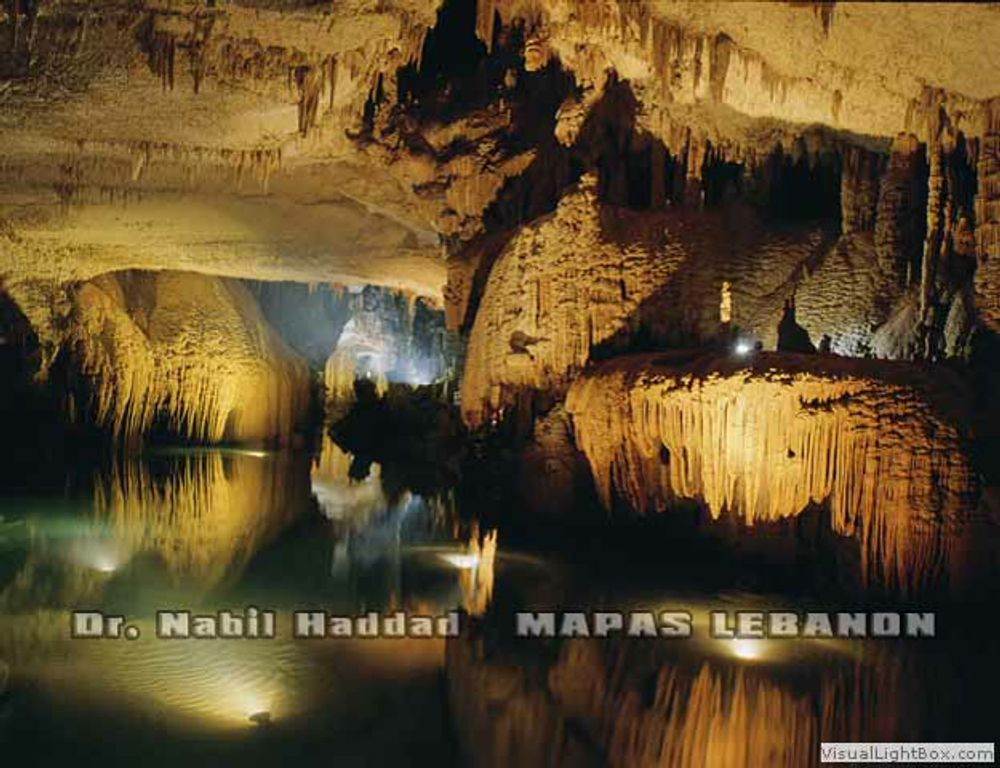 The Lower Caves of Grotto