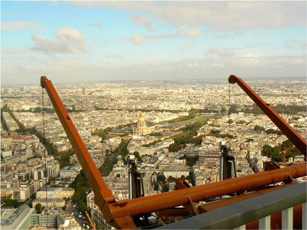 title: Views from the Roof of Tour Montparnasse 56