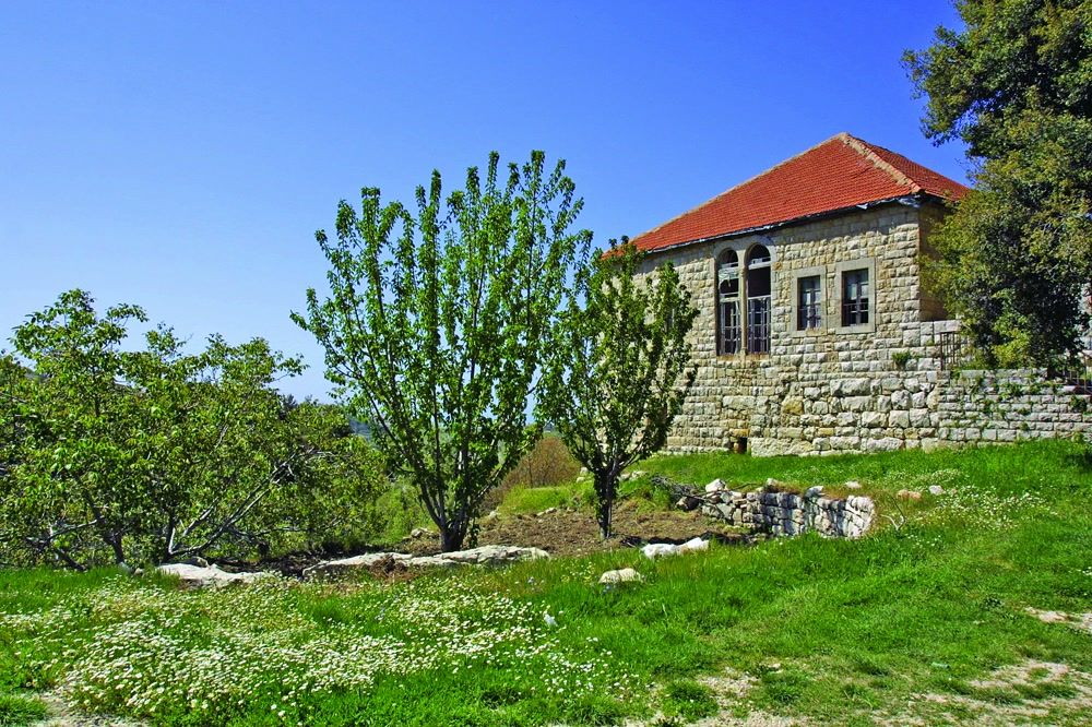 title: Beautiful Old House in Jounieh with Garden