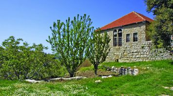 Beautiful Old House in Jounieh with Garden
