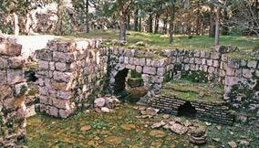 title: Lovely Nature and Ruins of Anjar