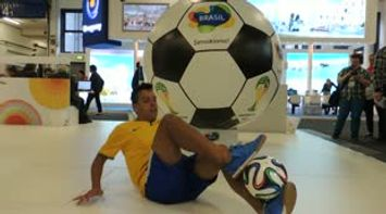 title: Brazil Football Player ITB Berlin 2014