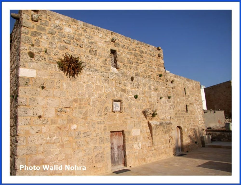 Historical Anfeh Village