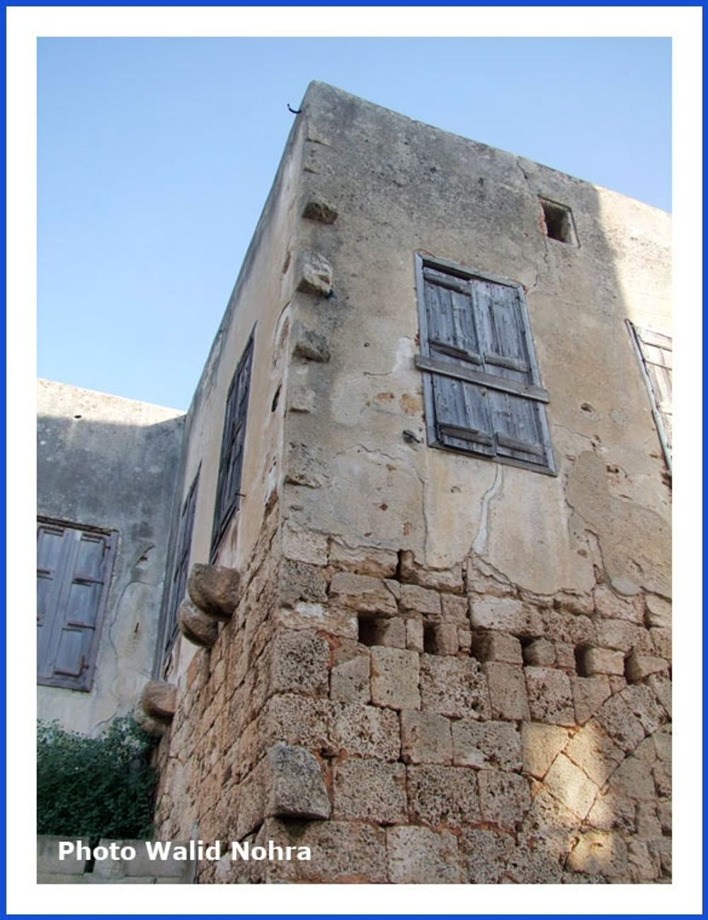 title: Historical Anfeh Village