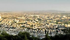 title: A Panoramic View of Damascus