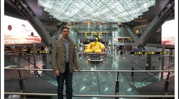 title: DOHA AIRPORT