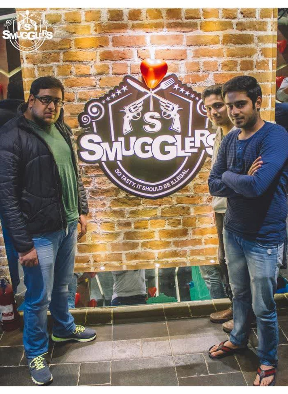 title: SMUGGLERS