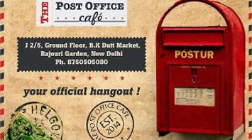 The Post Office Cafe