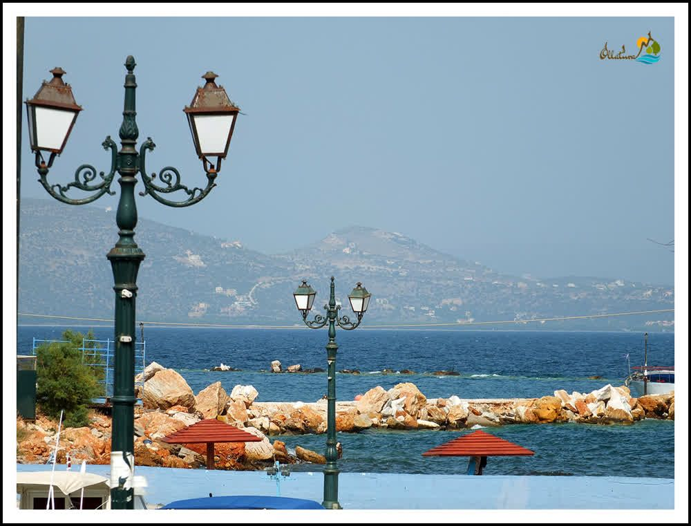 ATHENS - GREECE - SEA SIDE