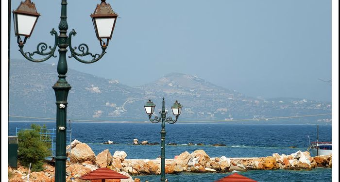 title: ATHENS GREECE SEA SIDE