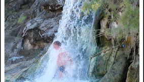 title: KAMENA VOURLA GREECE HOT SPRING