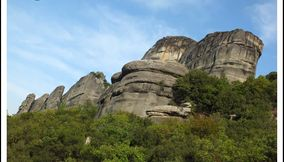 METEORA GREECE HIKING TRAIL 1