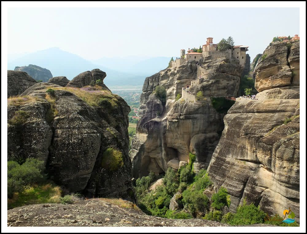 METEORA - GREECE  HIKING TRAIL 2