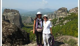 METEORA GREECE HIKING TRAIL 2