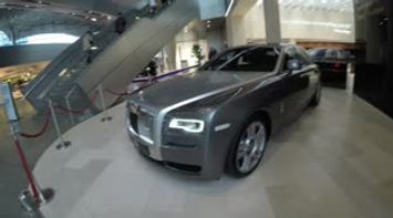 title: Rolls Royce at the BMW museum