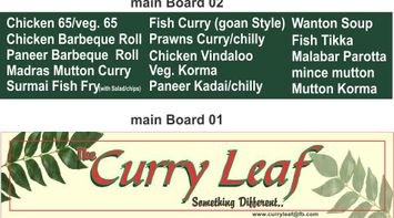 title: Curry Leaf