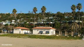 title: MALIBU BEACH USA