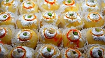 title: Nathu s sweets new friends colony indian sweet dish