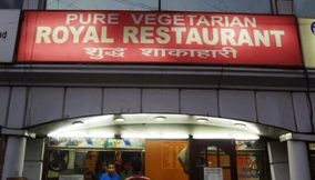Royal restaurant connaught place