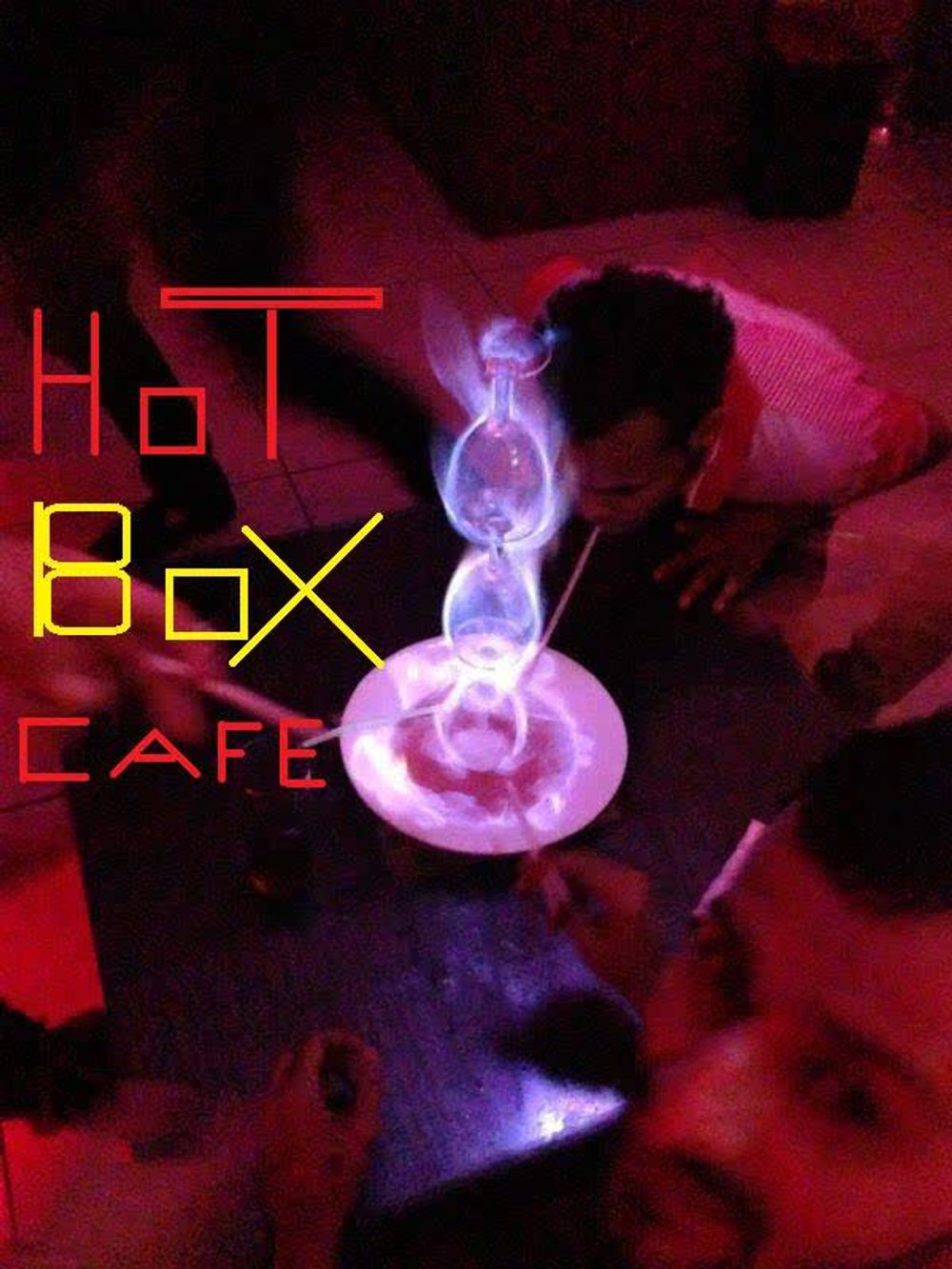 The Hot Box Cafe