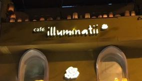 cafe illuminati khan market