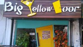 Big yellow door satyaniketan south delhi
