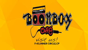 title: Boombox Cafe