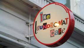 title: The Laundromat Cafe