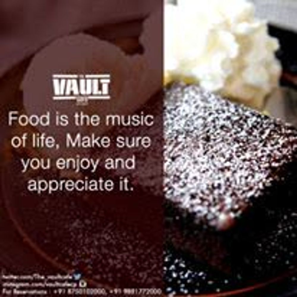 title: The Vault Cafe