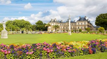 title: Luxembourg Garden