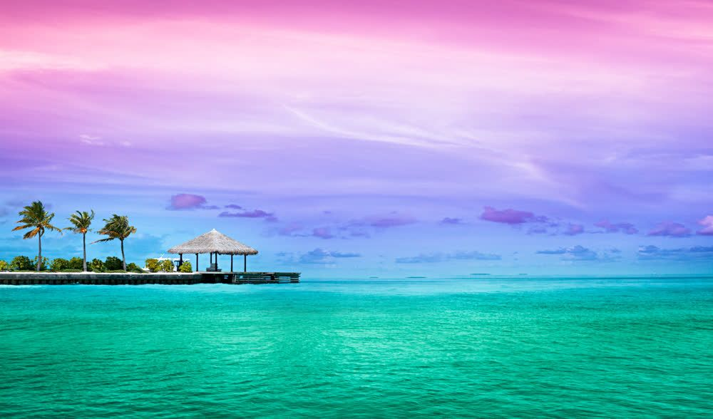 Maldives, Jewel of the Indian Ocean