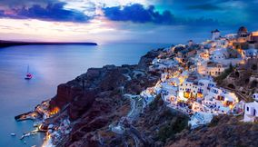 Santorini the most Romantic Retreat in Greece