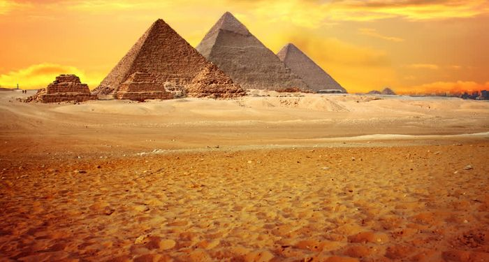 title: Great Pyramids