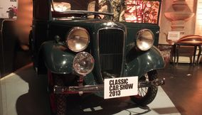 title: Beirut classic car show