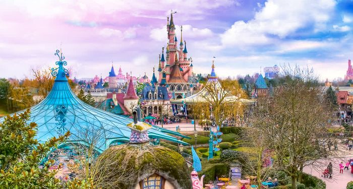 title: Disneyland Paris