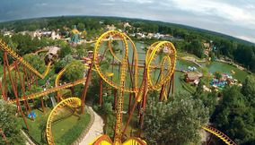 Parc Asterix Rollercoasters
