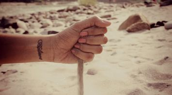 title: Life is a Beach i m just playing in sand