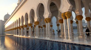 title: Sheikh Zayed Grand Mosque