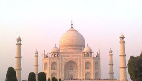 The Beauty of Love  Tajmahal