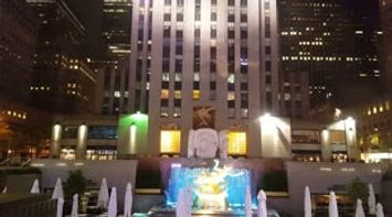 खोज New York The Rockefeller Center