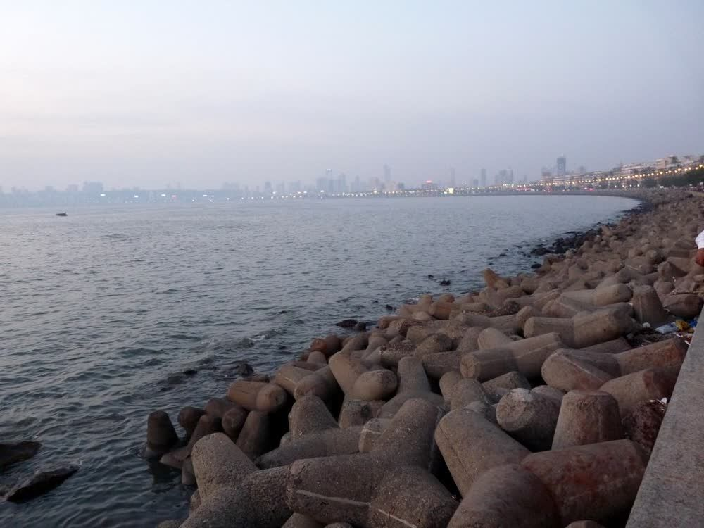 title: Nariman Point Marine Drive