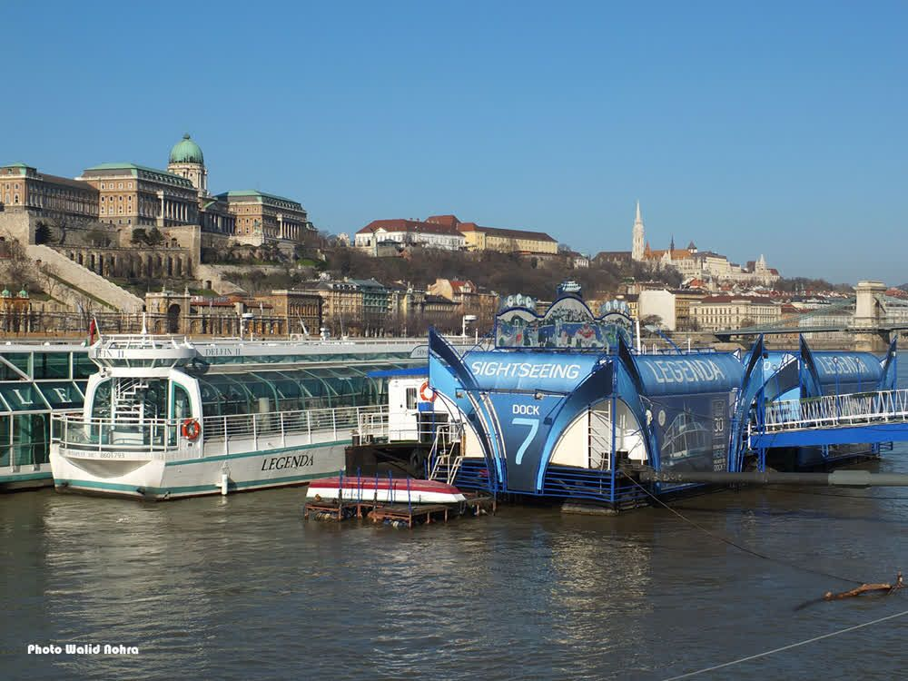 title: On the Danube River